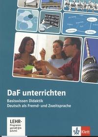 DaF unterrichten - Basiswissen Didaktik Deutsch als Fremd und Zweitsprache.pdf