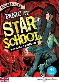 Michaela Morgan - Panic at Star School.