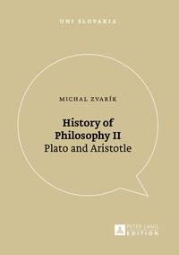 Michal Zvarík - History of Philosophy II - Plato and Aristotle.