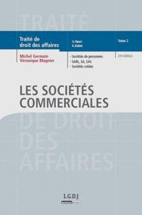 Lesmouchescestlouche.fr Traité de droit des affaires - Tome 2, Les sociétés commerciales Image