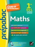 Michel Abadie et Martine Salmon - Maths 1re L, ES.