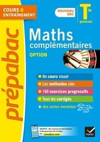 Michel Abadie et Jacques Delfaud - Maths complémentaires option Tle générale.