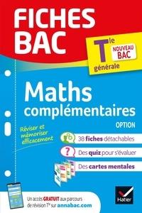 Michel Abadie et Jacques Delfaud - Maths complémentaires option Tle.