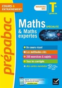 Michel Abadie et Jacques Delfaud - Maths et option Maths expertes Spécialité Tle générale.