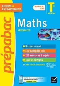 Michel Abadie et Jacques Delfaud - Maths spécialité Tle générale.