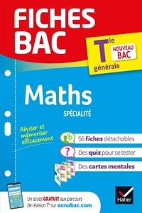 Michel Abadie et Jacques Delfaud - Maths spécialité Tle.