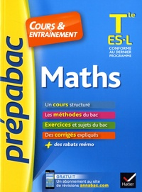 Michel Abadie et Richard Bréhéret - Maths Tle ES-L.