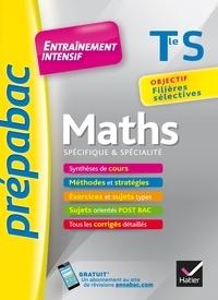 Michel Abadie et Jacques Delfaud - Maths Tle S - Entrainement intensif, objectif filières sélectives.