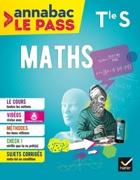 Michel Abadie et Jacques Delfaud - Maths Tle S.