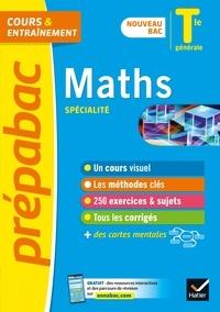 Michel Abadie et Jacques Delfaud - Prépabac Maths (spécialité) Tle générale  - Bac 2022 - nouveau programme de Terminale.
