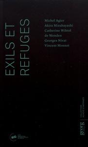 Michel Agier et Akira Mizubayashi - Exils et refuges.