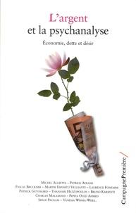 Michel Aglietta et Patrick Avrane - L'argent et la psychanalyse - Economie, dette et désir.
