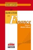 Michel Albouy et  Collectif - Les grands auteurs en finance.