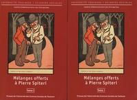 Michel Albouy - Mélanges offerts à Pierre Spiteri - 2 volumes.