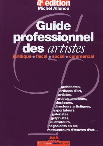 Michel Allenou - Guide professionnel des artistes.