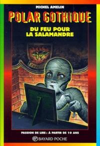 Michel Amelin - Du feu pour la salamandre.