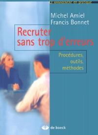 Michel Amiel et Francis Bonnet - .
