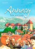 Michel Amoudry et Christian Maucler - Annecy, son histoire en bd.