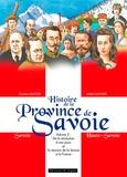 Michel Amoudry et Christian Maucler - Histoire de la Province de Savoie Tome 2 : De la révolution à nos jours et la réunion de la Savoie à la France.