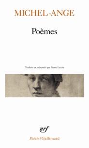 Michel-Ange - Poèmes.