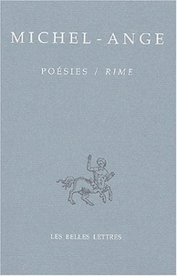 Michel-Ange - Poésies / Rime.