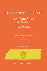 Michel Angot - Mahabhasya de Patañjali / Paspasa.