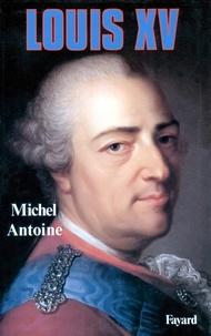 Michel Antoine - Louis XV.