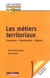 Michel-Antoine Rognard et Karim Douédar - Les métiers territoriaux - Communes-Départements-Régions.