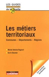 Deedr.fr Les métiers territoriaux - Communes-Départements-Régions Image