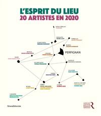 Michel Arcens et Serge Bonnery - L'esprit du lieu - 20 artistes en 2020.