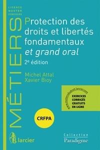 Checkpointfrance.fr Protections des droits et libertés et droits fondamentaux et grand oral Image