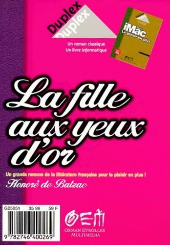 Michel Aubry et Honoré de Balzac - IMac - Apple, le plaisir en plus.