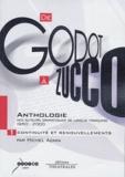 Michel Azama - De Godot à Zucco : Anthologie des auteurs dramatiques de langue française (1950-2000) - Volume 1, Continuité et renouvellements.