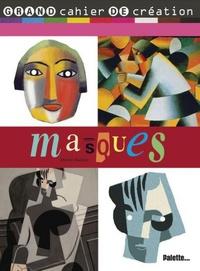 Michel Backès - Masques.