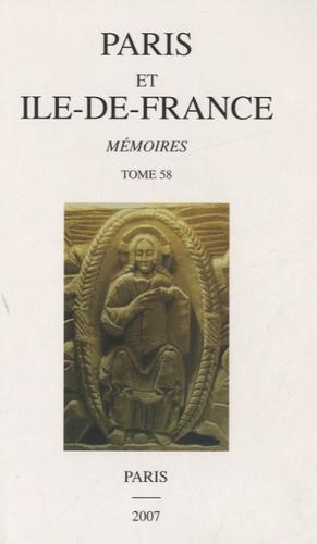 Michel Balard - Paris et Ile-de-France - Mémoires Tome 57.