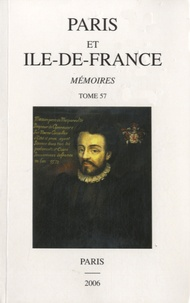 Michel Balard - Paris et Ile-de-France - Mémoires Tome 58.