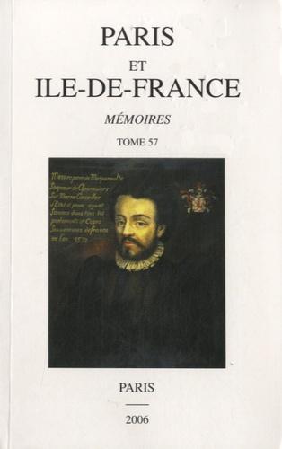 Michel Balard - Paris et Ile-de-France - Mémoires Tome 58.