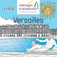 Michel Bancal et Frédéric Brogard - Coloriages et découvertes Versailles.