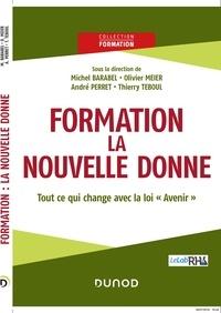 """Michel Barabel et Olivier Meier - Formation : la nouvelle donne - Tout ce qui change avec la loi """"Avenir""""."""