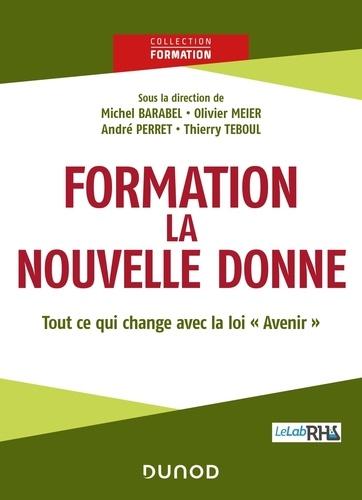 """Formation : la nouvelle donne. Tout ce qui change avec la loi """"Avenir"""""""