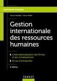 Michel Barabel et Olivier Meier - Gestion internationale des ressources humaines - 4e éd..