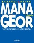 Michel Barabel et Olivier Meier - Manageor - Tout le management à l'ère digitale.