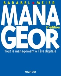 Michel Barabel et Olivier Meier - Manageor - Tout le management à l'ère digitale.