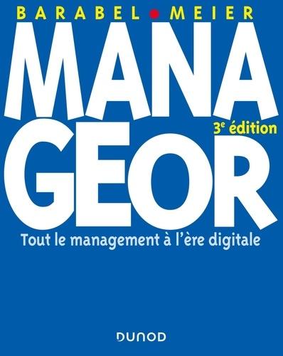 Manageor. Tout le management à l'ère digitale 3e édition