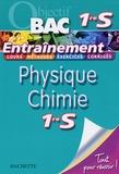 Michel Barde et Nathalie Barde - Physique Chimie 1e S.