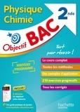 Michel Barde et Nathalie Barde - Physique Chimie 2de.