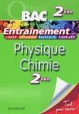 Michel Barde et Nathalie Barde - Physique Chimie 2e.