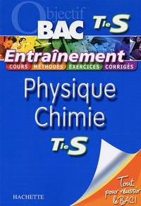 Michel Barde et Nathalie Barde - Physique Chimie Tle S.