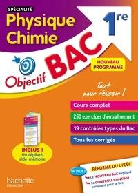 Michel Barde et Nathalie Barde - Spécialité Physique Chimie 1re.