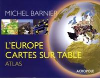 Openwetlab.it L'Europe cartes sur table Image